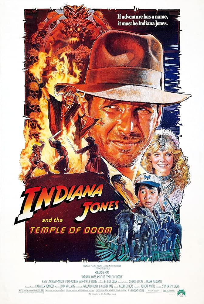 ดูหนัง Indiana Jones 2: Temple of Doom (1984) ขุมทรัพย์สุดขอบฟ้า 2 ตอน ถล่มวิหารเจ้าแม่กาลี