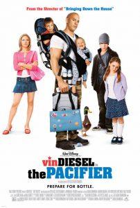 ดูหนัง The Pacifier (2005) ปฏิบัติการพี่เลี้ยงพันธุ์ดุ