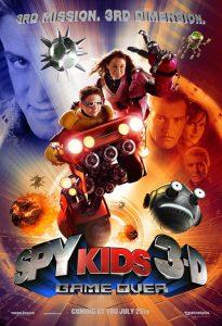 Spy Kids 3-D Game Over (2003) พยัคฆ์ไฮเทค 3 มิติ