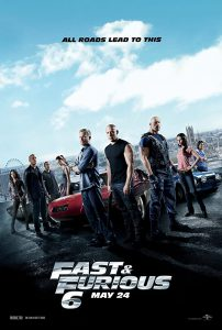 Fast & Furious 6 (2013) เร็ว…แรงทะลุนรก 6