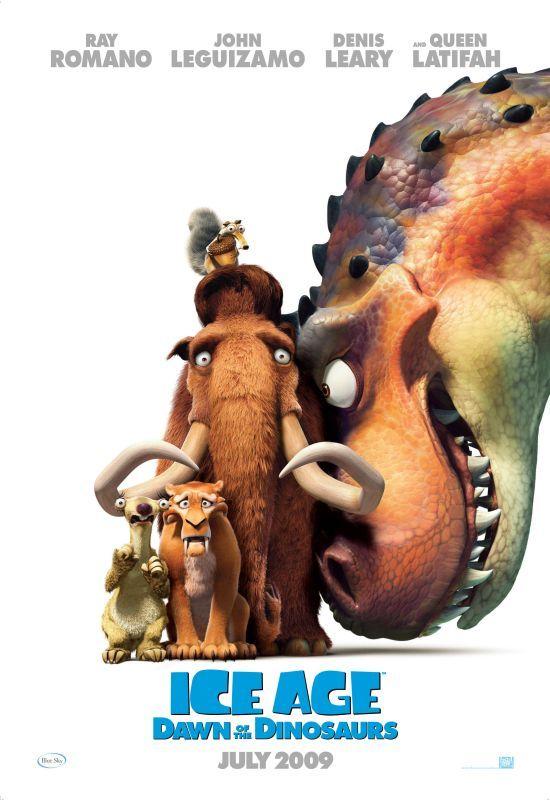 ดูหนัง Ice Age 3 Dawn of the Dinosaurs (2009) จ๊ะเอ๋ไดโนเสาร์