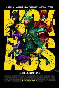 Kick-Ass (2010) เกรียนโคตร มหาประลัย