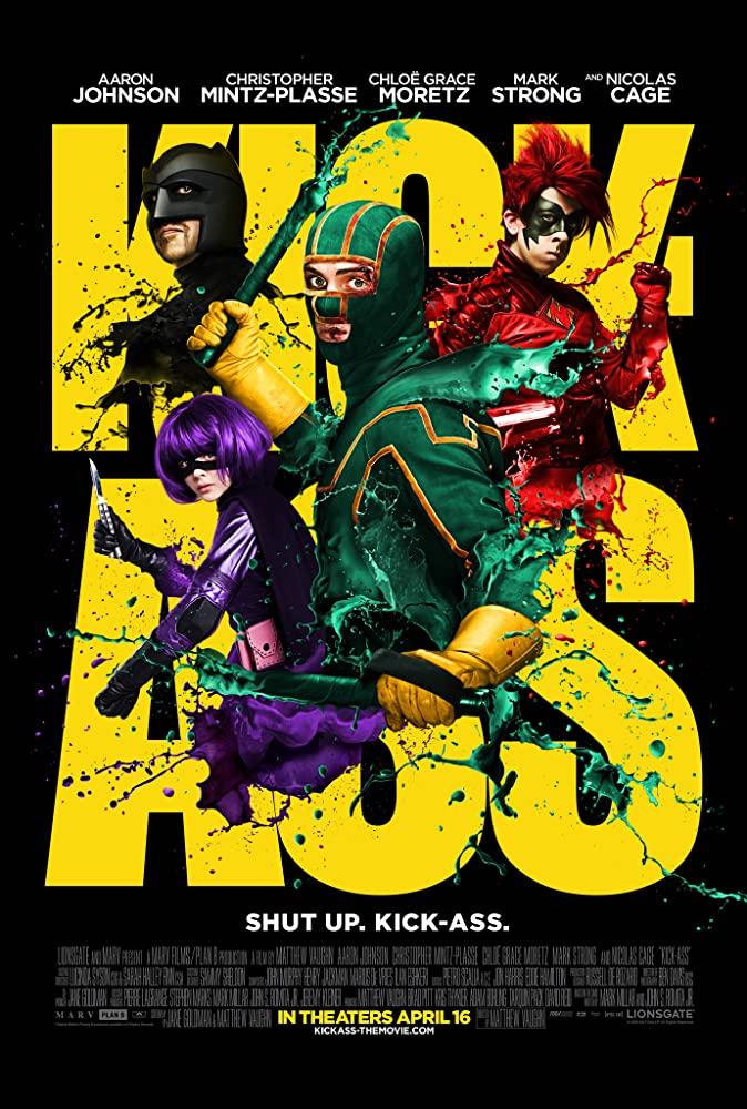 ดูหนัง Kick-Ass (2010) เกรียนโคตร มหาประลัย