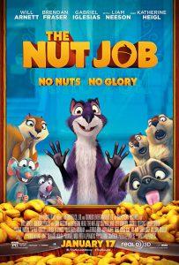 The Nut Job (2014) ภารกิจหม่ำถั่วป่วนเมือง