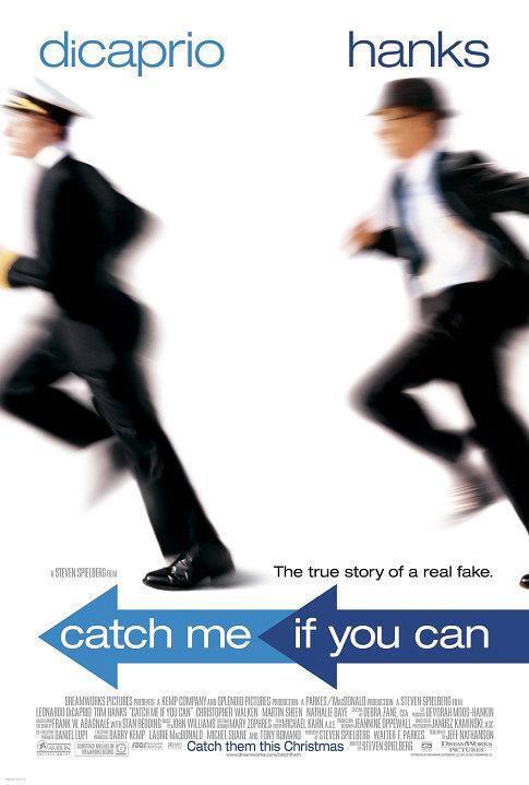 ดูหนัง Catch Me If You Can (2002) จับให้ได้ ถ้านายแน่จริง