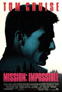 Mission Impossible (1996) ผ่าปฏิบัติการสะท้านโลก