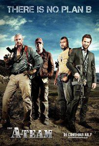 The A-Team (2010) เอ-ทีม หน่วยพิฆาตเดนตาย