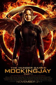 The Hunger Games 3 Mockingjay Part 1 (2014) เกมล่าเกม 3