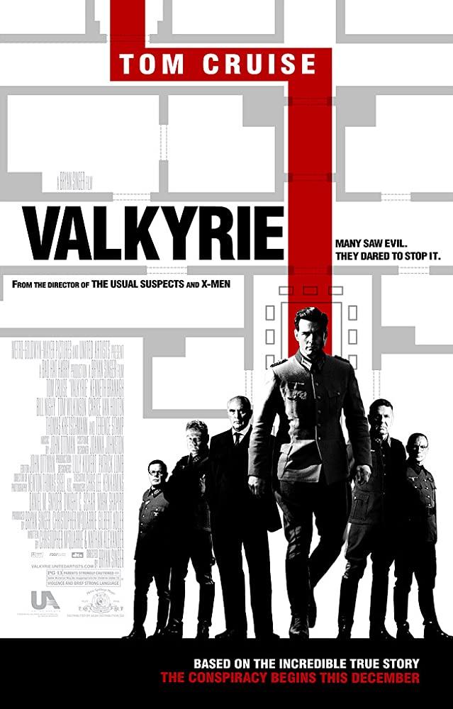 ดูหนัง Valkyrie (2008) ยุทธการดับจอมอหังการ์อินทรีเหล็ก