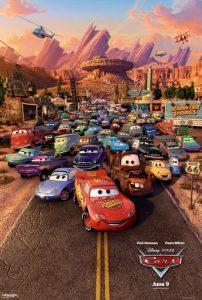 ดูหนัง Cars 1 (2006) 4 ล้อซิ่งซ่าท้าโลก