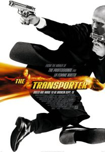 The Transporter 1 (2002) ขนระห่ำไปบี้นรก