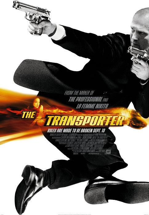 ดูหนัง The Transporter 1 (2002) ขนระห่ำไปบี้นรก