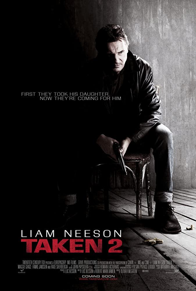 ดูหนัง Taken 2 (2012) เทคเคน 2 ฅนคม ล่าไม่ยั้ง