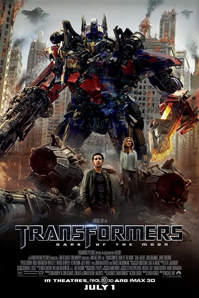 Transformers 3 Dark of the Moon (2011) ดาร์ค ออฟ เดอะ มูน