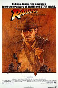 Indiana jones: Raiders of the Lost Ark (1981) ขุมทรัพย์สุดขอบฟ้า 1