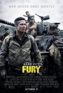 ดูหนัง Fury (2014) วันปฐพีเดือด