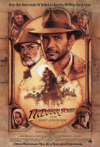 Indiana Jones 3: Last Crusade (1989) ขุมทรัพย์สุดขอบฟ้า 3 ศึกอภินิหารครูเสด