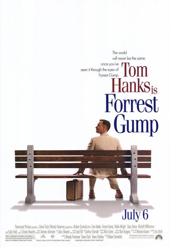 ดูหนัง Forrest Gump (1994) อัจฉริยะปัญญานิ่ม
