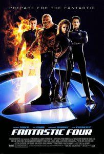 Fantastic Four 1 (2005) สี่พลังคนกายสิทธิ์