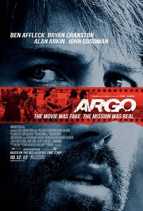 Argo (2012) แผนฉกฟ้าแลบ ลวงสะท้านโลก