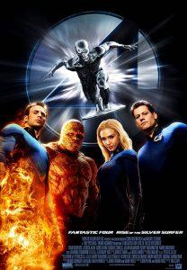 Fantastic Four 2 Rise of the Silver Surfer (2007) กำเนิดซิลเวอร์ เซิรฟเฟอร์