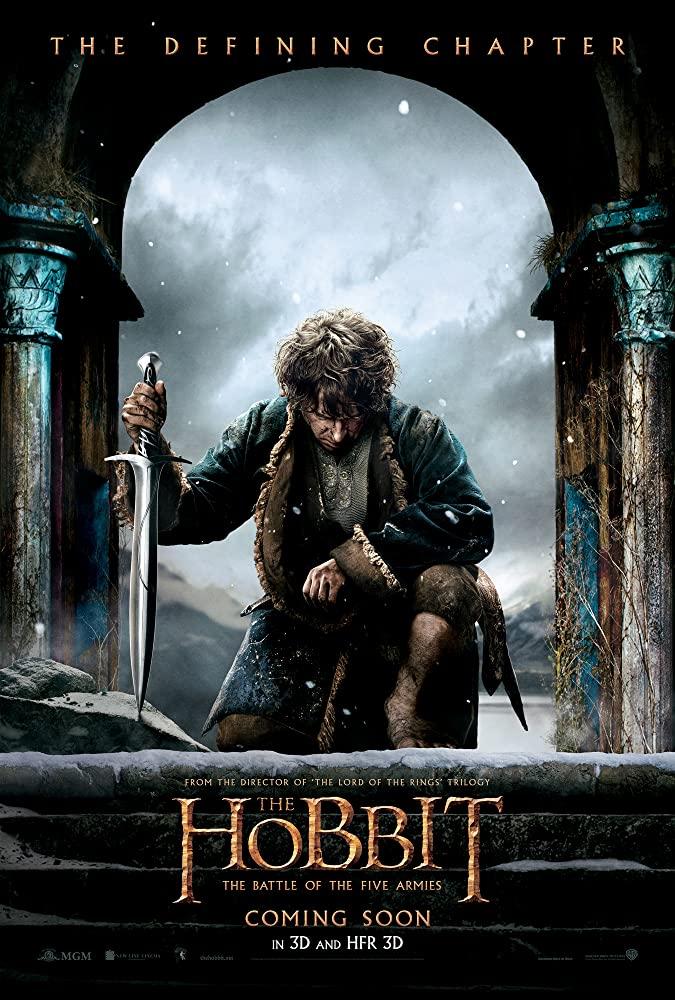 ดูหนัง The Hobbit 3 The Battle of the Five Armies (2014) สงคราม 5 ทัพ