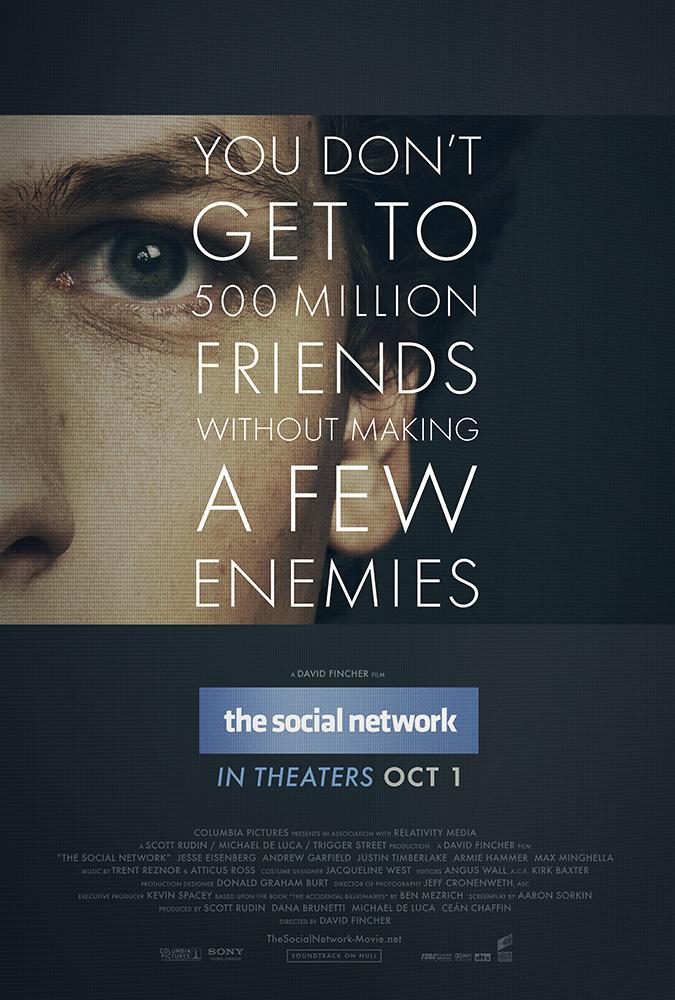 ดูหนัง The Social Network (2010) เดอะโซเชียลเน็ตเวิร์ก