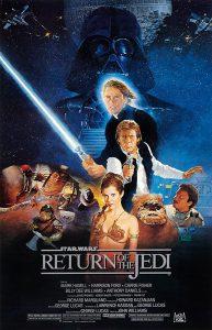 Star Wars: Episode VI – Return of the Jedi (1983) การกลับมาของเจได