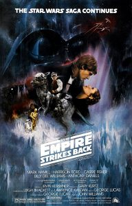 Star Wars: Episode V – The Empire Strikes Back (1980) จักรวรรดิเอมไพร์โต้กลับ