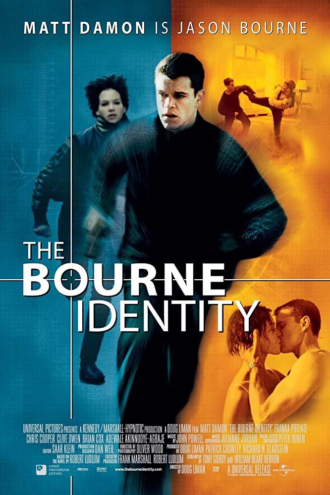 ดูหนัง The Bourne 1 Identity (2002) ล่าจารชนยอดคนอันตราย