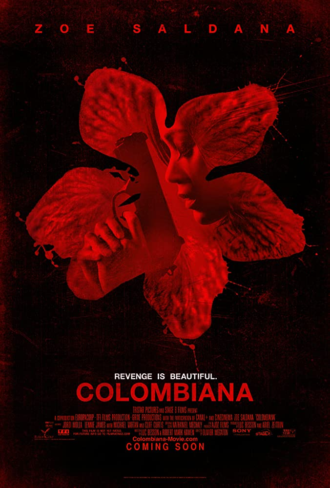 ดูหนัง Colombiana (2011) ระห่ำเกินตาย