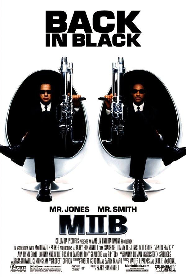 ดูหนัง Men in Black 2 (2002) เอ็มไอบี หน่วยจารชนพิทักษ์จักรวาล 2