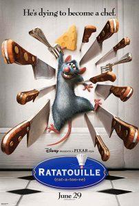 ดูหนัง Ratatouille (2007) พ่อครัวตัวจี๊ด หัวใจคับโลก