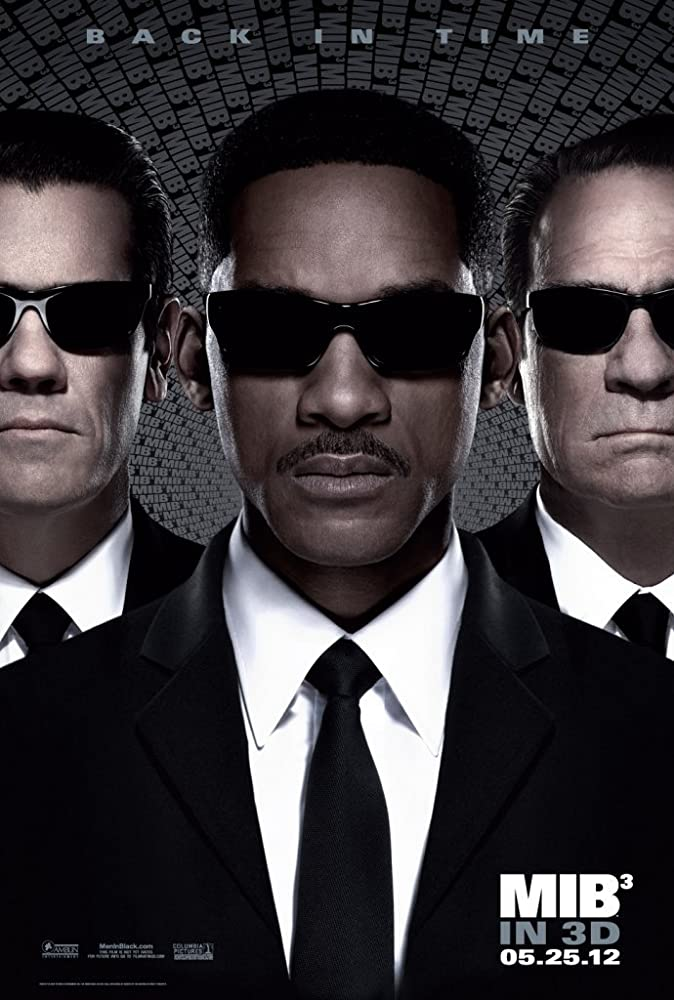 ดูหนัง Men in Black 3 (2012) เอ็มไอบี หน่วยจารชนพิทักษ์จักรวาล 3