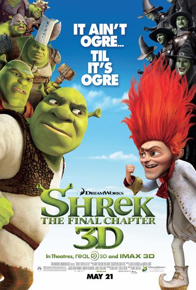 ดูหนัง Shrek 4 Forever After (2010) เชร็ค 4 สุขสันต์ นิรันดร