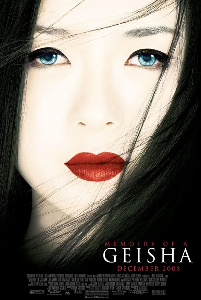 ดูหนัง Memoirs of a Geisha (2005) นางโลมโลกจารึก