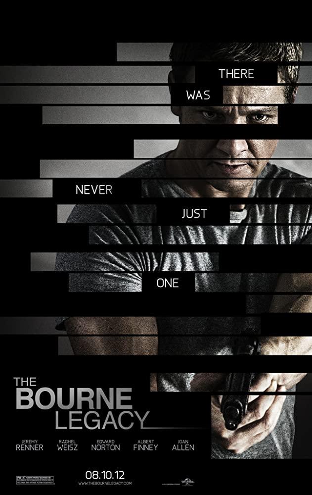 ดูหนัง The Bourne 4 Legacy (2012) พลิกแผนล่ายอดจารชน