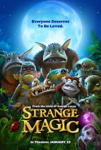 ดูหนัง Strange Magic (2015) มนตร์มหัศจรรย์