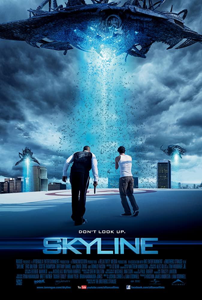ดูหนัง Skyline 1 (2010) สงครามสกายไลน์ดูดโลก