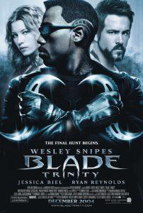ดูหนัง Blade 3 Trinity (2004) เบลด อำมหิตพันธุ์อมตะ 3