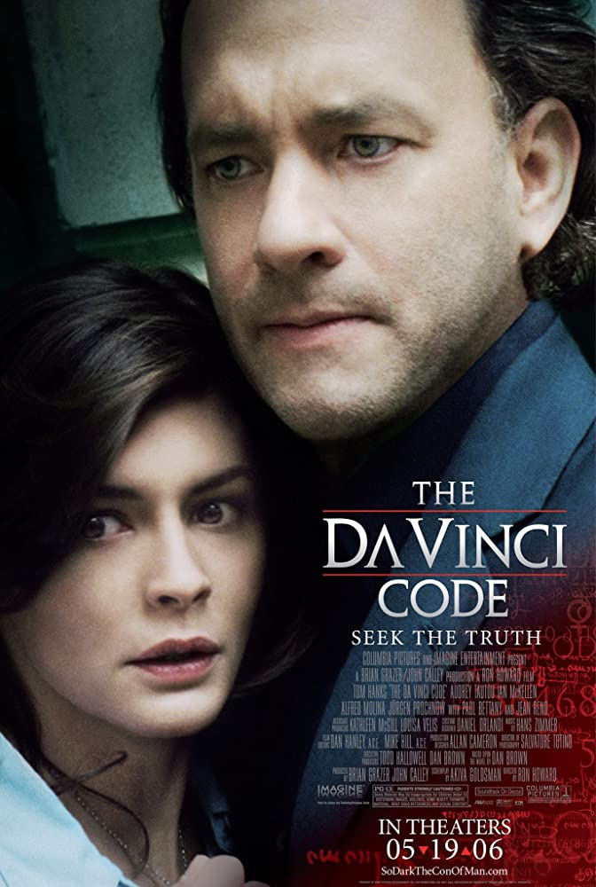 ดูหนัง The Da Vinci Code (2006) รหัสลับระทึกโลก