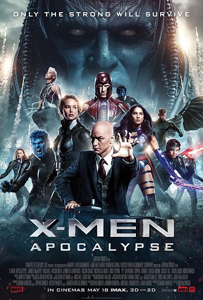 ดูหนัง X-Men Apocalypse (2016) อะพอคคาลิปส์