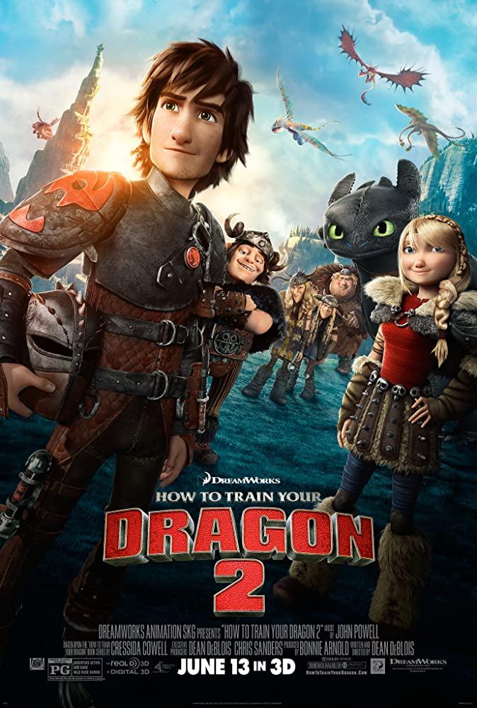 ดูหนัง How to Train Your Dragon 2 (2014) อภินิหารไวกิ้งพิชิตมังกร