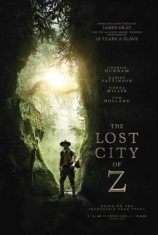 ดูหนัง The Lost City of Z (2016) นครลับที่สาบสูญ