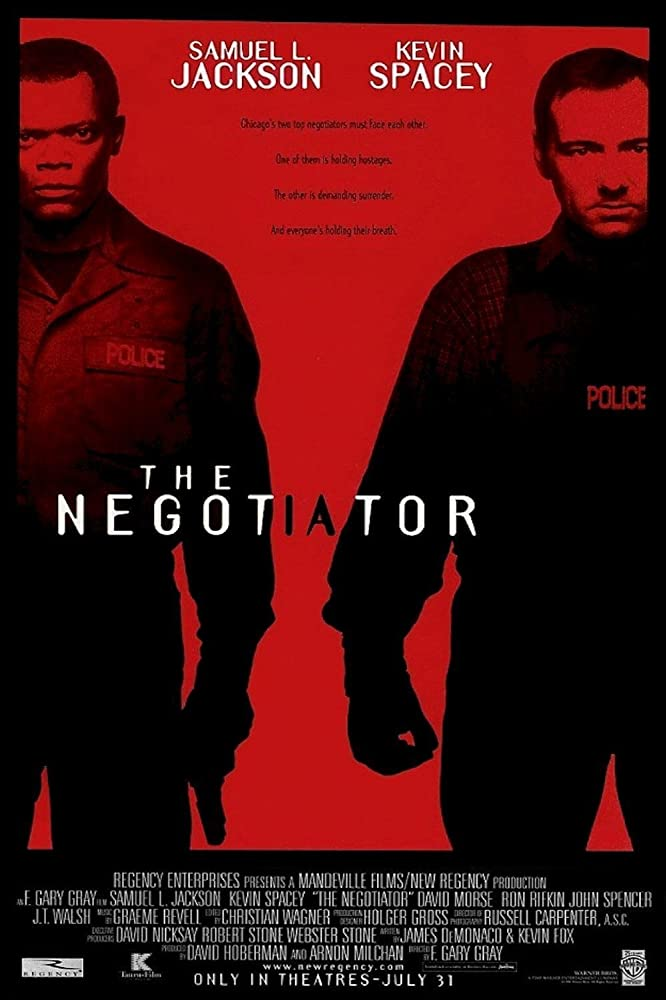 ดูหนัง The Negotiator (1998) คู่เจรจาฟอกนรก