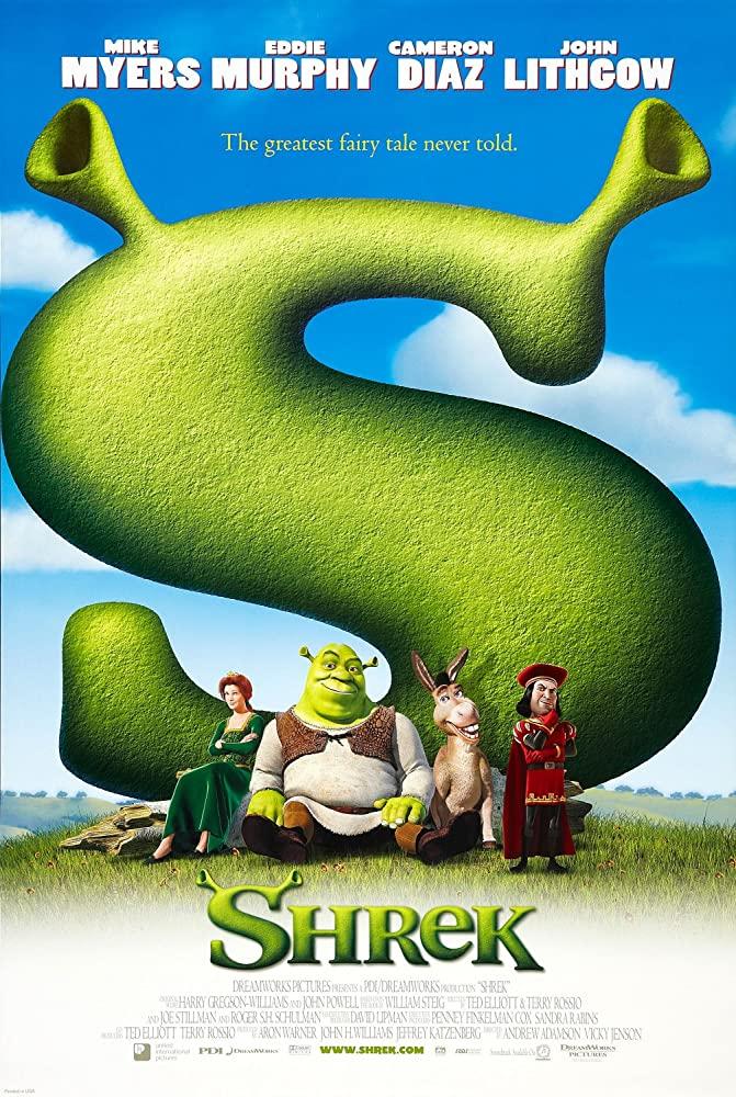 ดูหนัง Shrek 1 (2001) เชร็ค 1