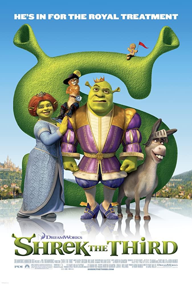 ดูหนัง Shrek 3 the Third (2007) เชร็ค 3