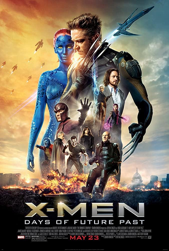 ดูหนัง X-Men Days of Future Past (2014) สงครามวันพิฆาตกู้อนาคต