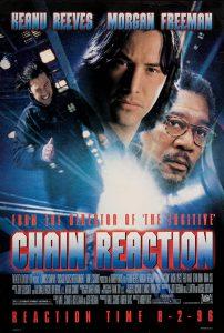 ดูหนัง Chain Reaction (1996) เร็วพลิกนรก