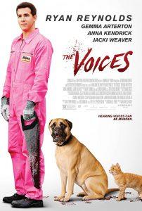 ดูหนัง The Voices (2014)